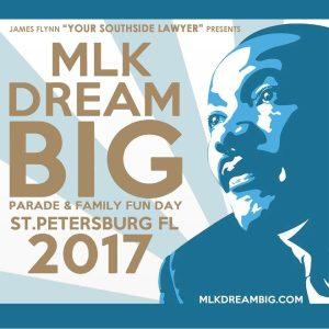 MLK Dream BIG Parade & Family Fun Day
